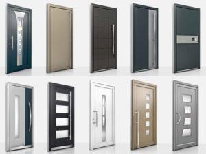Haustüren von Internorm