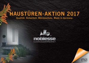 7e59ed570d52 Haustüren-Aktion 2017 - BHM - Handels- & Servicepartner für Fenster ...