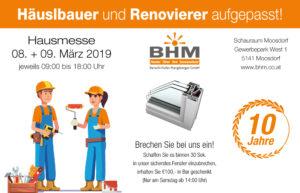 Hausmesse Renovierer und Häuslbauer